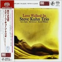 Steve Kuhn Trio - Love Walked In (1998) - SACD