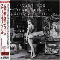Steve Kuhn Trio - Pavane For A Dead Princess (2005) - Paper Mini Vinyl