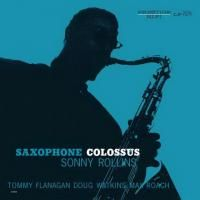 Sonny Rollins - Saxophone Colossus (1956) - Hybrid SACD