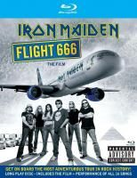 Iron Maiden - Flight 666: The Film (2009) (Blu-ray)