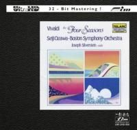 Vivaldi - The Four Seasons (1982) - Ultra HD 32-Bit CD