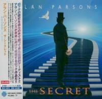 Alan Parsons - The Secret (2019) - CD + DVD Box Set