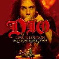 Dio - Live In London Hammersmith Apollo 1993 (2014) - 2 CD Box Set