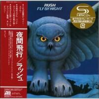 Rush - Fly By Night (1975) - SHM-CD Paper Mini Vinyl