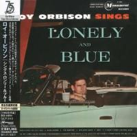 Roy Orbison - Lonely And Blue (1961) - Paper Mini Vinyl