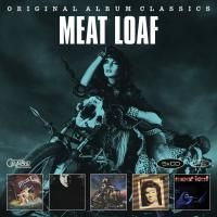 Meat Loaf - Original Album Classics (2015) - 5 CD Box Set