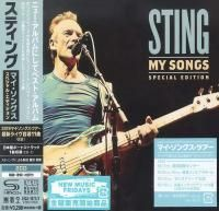 Sting - My Songs (2019) - 2 SHM-CD