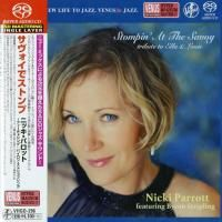 Nicki Parrott - Stompin' At The Savoy: A Tribute To Ella & Louis (2018) - SACD