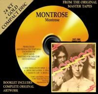Montrose - Montrose (1973) - 24 KT Gold Numbered Limited Edition