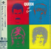 Queen - Hot Space (1982) - MQA-UHQCD
