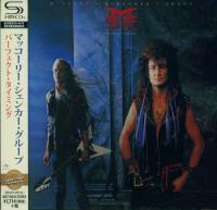 McAuley Schenker Group - Perfect Timing (1987) - SHM-CD