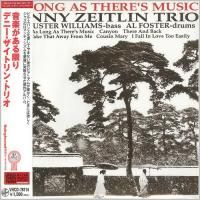 Denny Zeitlin Trio - As Long As There's Music (1997) - Paper Mini Vinyl