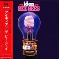 Bee Gees - Idea (1968) - Paper Mini Vinyl