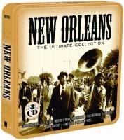 V/A New Orleans (2013) - 3 CD Tin Box Set Collector's Edition
