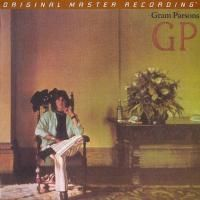 Gram Parsons - GP (1973) - Numbered Limited Edition Hybrid SACD