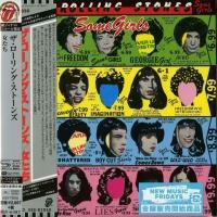 The Rolling Stones - Some Girls (1978) - SHM-CD Paper Mini Vinyl