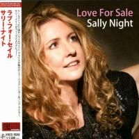 Sally Night - Love For Sale (2011) - Paper Mini Vinyl