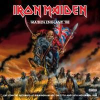 Iron Maiden - Maiden England (2013) - 2 CD Expanded Edition