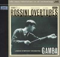 Rossini - Overtures (1960) - XRCD24