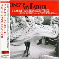 Claude Williamson Trio - Song For My Father (1993) - Paper Mini Vinyl