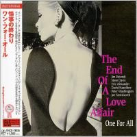 One For All - The End Of A Love Affair (2001) - Paper Mini Vinyl