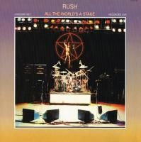 Rush - All The World's A Stage (1976) (180 Gram Audiophile Vinyl) 2 LP