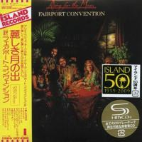 Fairport Convention - Rising For The Moon (1975) - SHM-CD Paper Mini Vinyl