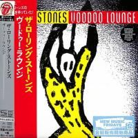 The Rolling Stones - Voodoo Lounge (1994) - SHM-CD Paper Mini Vinyl