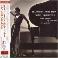 Eddie Higgins Trio - If Dreams Come True (2004) - Paper Mini Vinyl
