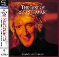 Rod Stewart - The Best Of Rod Stewart (1989) - SHM-CD