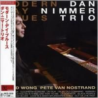 Dan Nimmer Trio - Modern Day Blues (2009) - Paper Mini Vinyl
