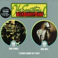 The Sensational Alex Harvey Band - Sahb Stories / Rock Drill (2002) - 2 CD Box Set