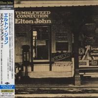 Elton John - Tumbleweed Connection (1970) - Paper Mini Vinyl