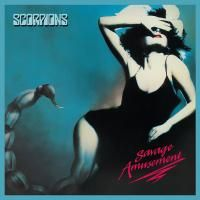 Scorpions - Savage Amusement (1988) - LP+CD 50th Anniversary Deluxe Edition