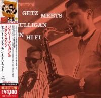 Stan Getz and Gerry Mulligan - Getz Meets Mulligan In Hi-Fi (1957)