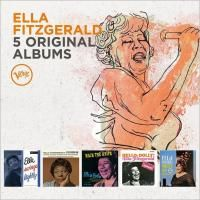 Ella Fitzgerald - 5 Original Albums (2016) - 5 CD Box Set