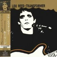 Lou Reed - Transformer (1972) - Paper Mini Vinyl