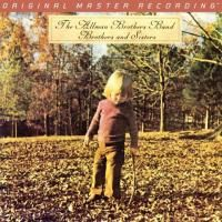 The Allman Brothers Band - Brothers And Sisters (1973) - Numbered Limited Edition Hybrid SACD