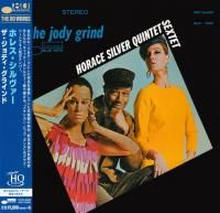 Horace Silver Quintet / Sextet ‎- The Jody Grind (1967) - Ultimate High Quality CD