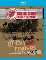 The Rolling Stones - From The Vault: Sticky Fingers Live At the Fonda Theatre 2015 (2015) (Blu-ray)