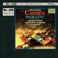 George Bizet / Edvard Grieg - Carmen Suite / Peer Gynt (1979) - Ultra HD 32-Bit CD