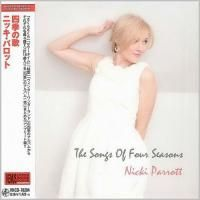 Nicki Parrott - The Songs Of Four Seasons (2012) - Paper Mini Vinyl