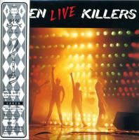 Queen - Live Killers (1979) - Paper Mini Vinyl