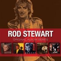 Rod Stewart - Original Album Series (2010) - 5 CD Box Set