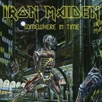 Iron Maiden - Somewhere In Time (1986) (180 Gram Audiophile Vinyl)