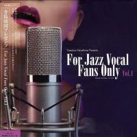 For Jazz Vocal Fans Only Vol. 1 (2015) - Paper Mini Vinyl