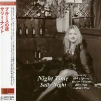 Sally Night - Night Time (2015) - Paper Mini Vinyl