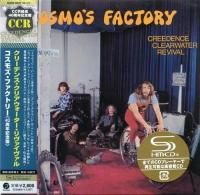 Creedence Clearwater Revival - Cosmo's Factory (1970) - SHM-CD Paper Mini Vinyl