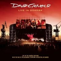 David Gilmour - Live In Gdansk (2008) - 2 CD+DVD Box Set