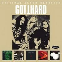 Gotthard - Original Album Classics (2015) - 5 CD Box Set